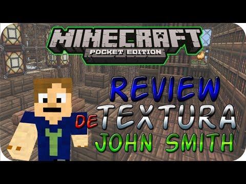 Minecraft Pe 0 8 0 John Smith Texture Pack