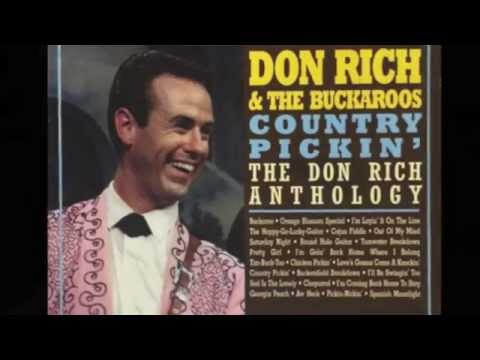 Buck Owens And The Buckaroos - Round Hole Guitar