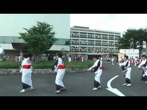 岐阜市 「夏まつり盆踊り大会」 ~岐阜聖徳学園大学~