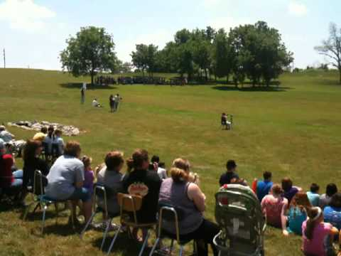 Picketts Charge-Carver Middle School, Springfield MO 5/18/2012