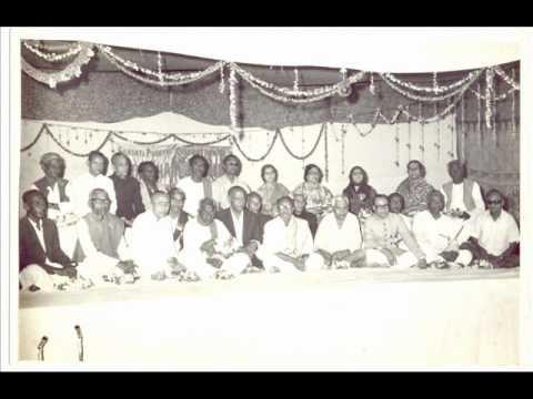 Pt. Bhimshanker Rao Marathi Padh-Ut Shaik Dawood Tabla