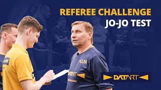 Datart Referee Challenge: Jo-Jo test