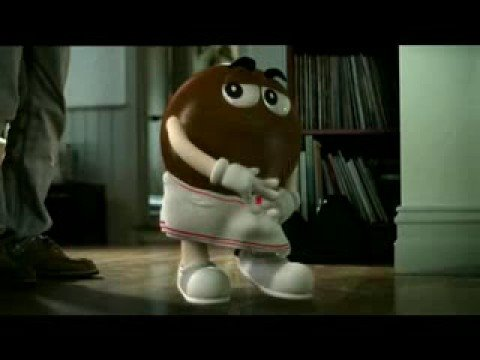 Washing - M&M s Commercial