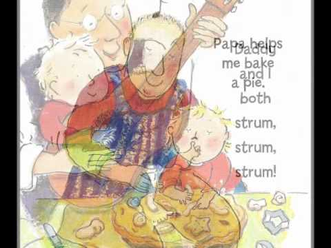 Daddy, Papa, And Me (gay Themed Children's Book) video