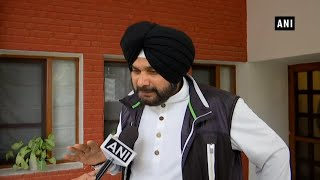 Hurling abuses won't help: Sidhu on Pulwama attack