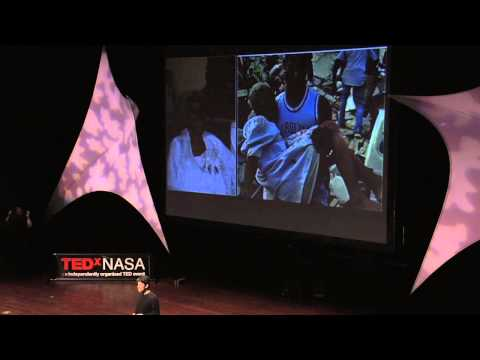 TEDxNASA - Ben Rigby - Micro-Volunteering - Giving Back for Busy People
