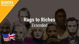 BONOFA – Rags to Riches – Extended | english