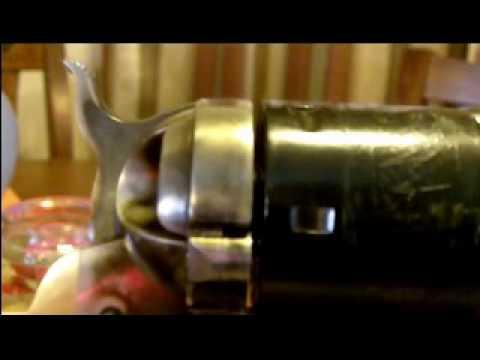 Colt 1851 Conversion