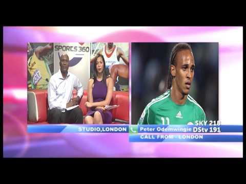 Exclusive : Peter Odemwingie speaks to Vox Sports 360