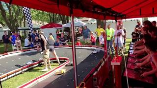 Motorsport RC car races at Cedarlake Summerfest