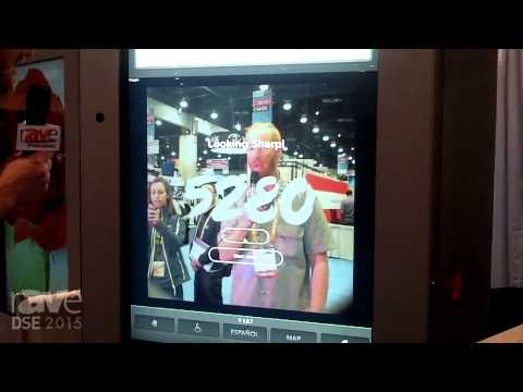 DSE 2015: Display Devices Shows Off IKE Interactive Kiosk Experience