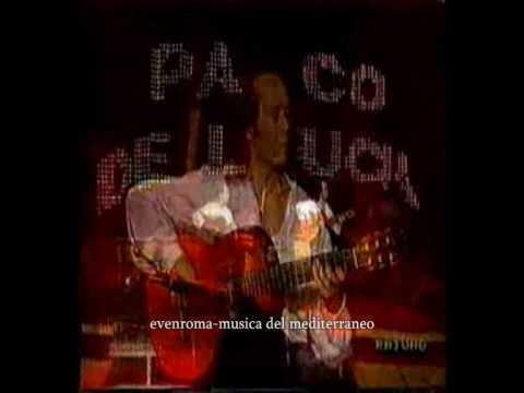 Paco de Lucia JMCañizares JM Bandera