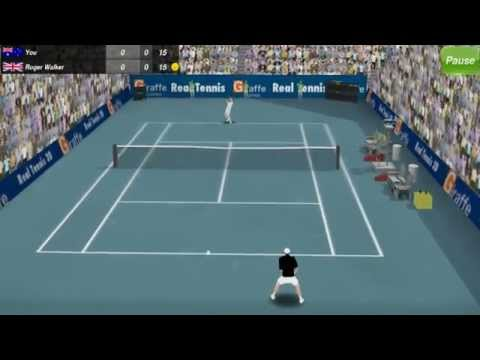 Tennis Champion 3D Gameplay Walkthrough - Tutorial for Android/IOS
