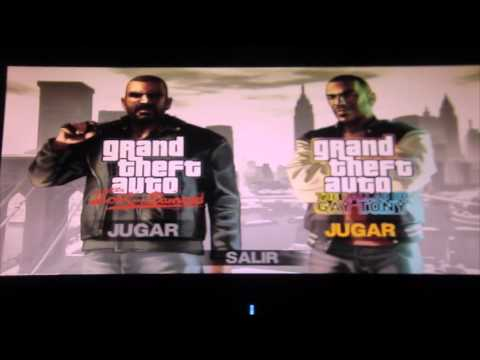 Como Descargar Grand Theft  Auto Episodes From Liberty City + Como Guardar Partida [PC]