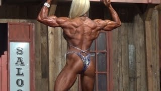 The absolutely amazing, athletic IFBB Pro Mindi O