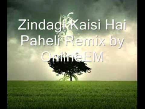 Zindagi Kaisi Hai Paheli Remix by OnlineEM