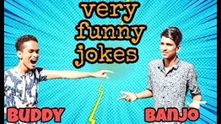 Banjo and buddy funny jokes | jfl just for laugh | a comedy videos | funny video | comedy |