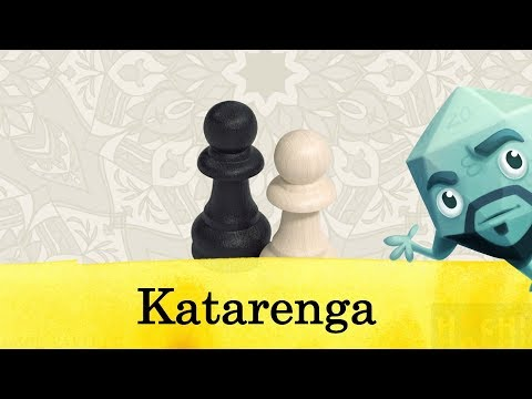 Katarenga Review - with Zee Garcia