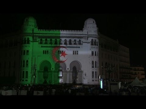 Algiers celebrates Algeria's independence with a concert