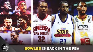 Bowles is Back! | Aabot ba si Brownlee? | PBA Commissioner's Cup Imports | Part 2