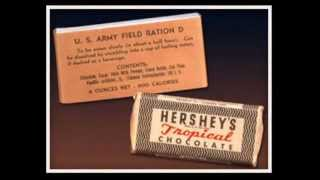 HOW IT'S MADE: Old Hershey's Chocolate (720p)
