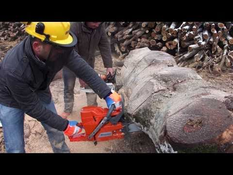 Husqvarna vs Stihl competition