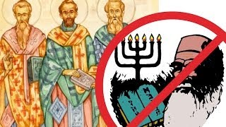 Video: How the Early Christian Church left its Jewish roots - Hoshana Rabbah