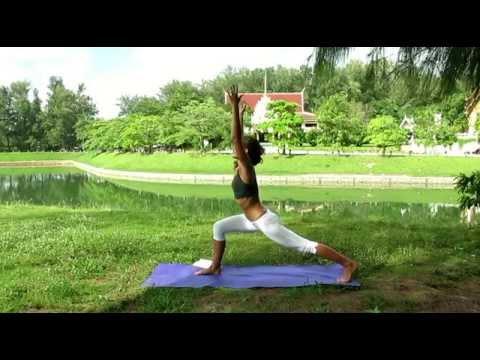 60 Min Total Body Yoga Workout.