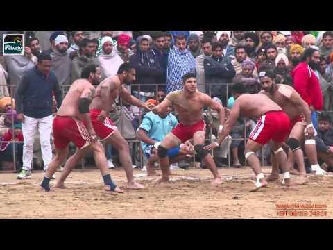 BIHLA (Barnala) Kabaddi Cup - 2015    Quarter - Finals    HD    Part 2nd.