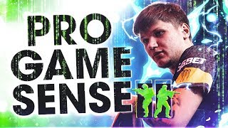 WHEN CS:GO PRO GAMESENSE IS NEXT LEVEL! (INSANE VAC SHOTS)