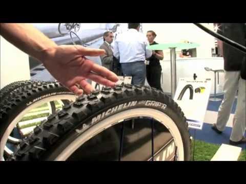 Michelin - Présentation de la nouvelle gamme de pneu à l'EuroBike