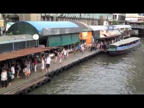 A trip down Bangkok's Saen Saeb Canal