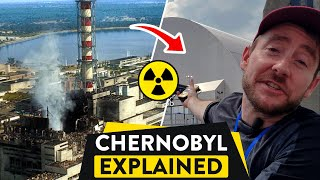 The Real Chernobyl Ep.2: Chernobyl Expert Answers Most Intriguing Questions  ☢ OSSA Exclusive