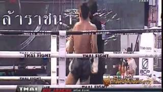 Thai Fight April 6th, 2014 Iquezang Kor Rungthanakeat Vs  Batyr Korgoloev