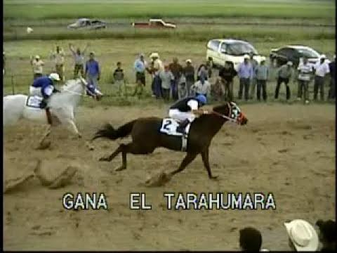 CARRERA EL TARAHUMARA VS EL LOBO NAMIQUIPA CHIH. MEX