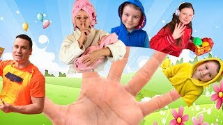 Finger Family Song   Nursery Rhymes for Kids by Johny & Nursery Rhymes Songs