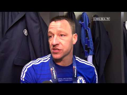 Terry: It means an awful lot to us