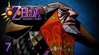 FRIGID DEPTHS - Let's Play - The Legend of Zelda: Majora's Mask - 7 - Walkthrough Playthrough