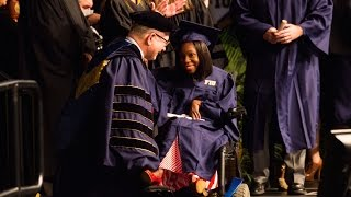 From Haiti To Guantanamo To College Graduate, Elcana Jean-Pierre my hero