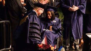 From Haiti To Guantanamo To College Graduate, Elcana Jean-Pierre my hero