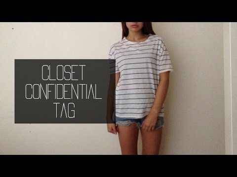 Closet Confidential Tag (TRY-ON!) || Americole.nl
