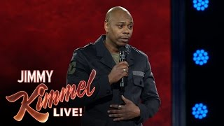 Dave Chappelle Reveals Why He Has a No Phone Policy