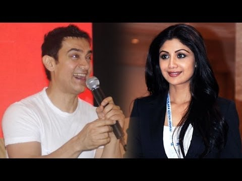 Shilpa Shetty To Host & Produce Show Like Aamir Khan's Satyamev Jayate video