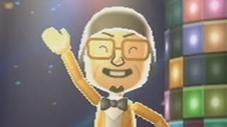 my new least favorite mii on wii party