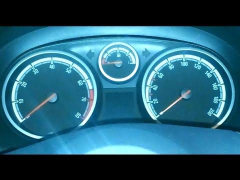 Geheimmenü Verstecktes Menü beim Opel Corsa D im Bordcomputer