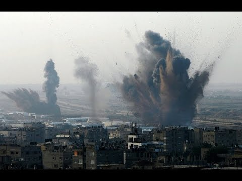 Syria News 15/7/2014 ~ Gaza under Israeli airstrikes: 194 Palestinians killed, 1400 injured