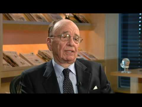Sky News - Interview with Rupert Murdoch