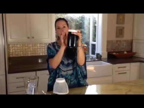 How to make Cold Brew/Low acid coffee with Diana Stobo,a Nu