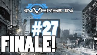 Inversion Walkthrough / Gameplay Part 27 - Kiltehr Boss Fight / Ending