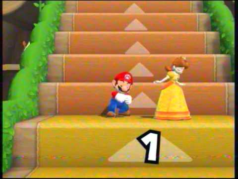 MARIO PARTY 9-ESCALERA MAGICA  WII